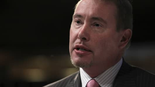Jeffrey Gundlach, chief executive officer of DoubleLine Capital LP.