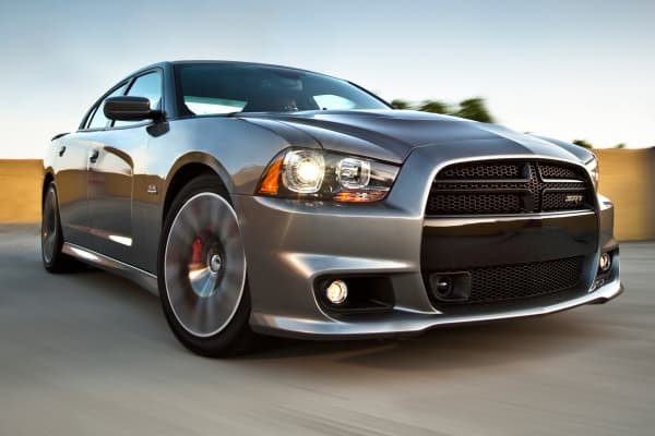 2014 Dodge Charger SRT8