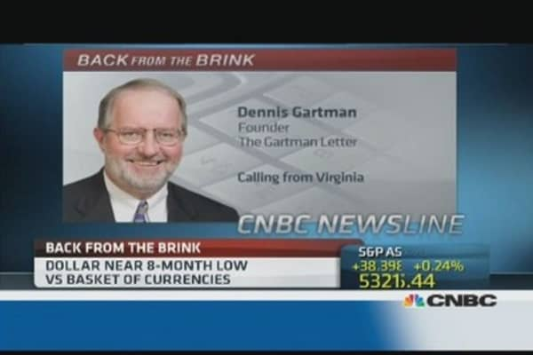 US shutdown damage is 'permanent': Gartman