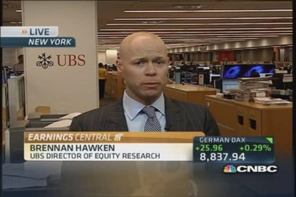 Morgan Stanley's results 'encouraging': Pro