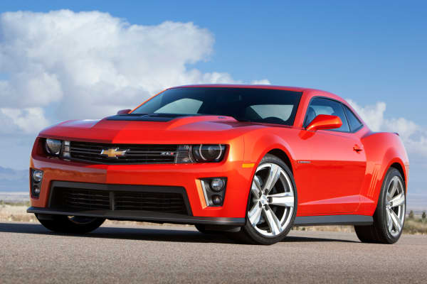 Ten Of The Hottest New Modern Day Muscle Cars Of 2014
