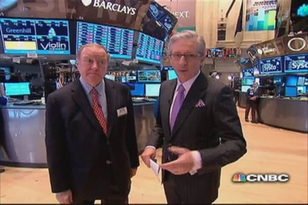 Art Cashin: DC got a delay, not a deal