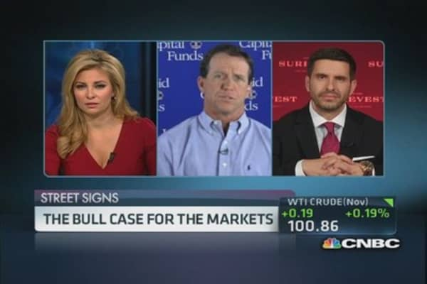 Why should investors be bullish?