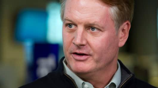 John Donahoe, CEO, EBay