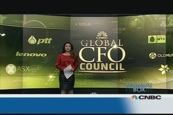 CNBC launches Global CFO Council