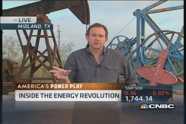 The coming boom in American energy
