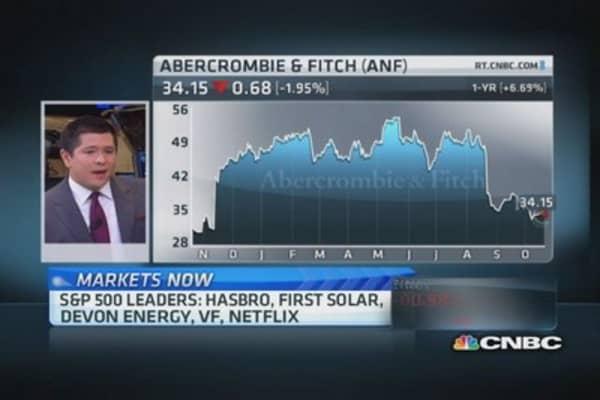 Cramer blasts Abercrombie ads as 'soft porn'