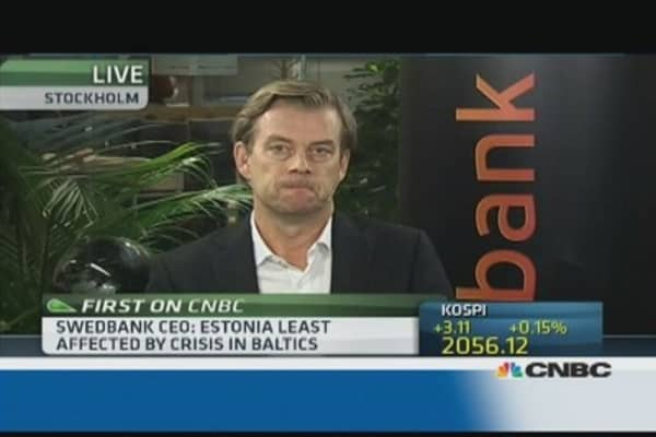 Can't have 'one size fits all' regulation: Swedbank CEO