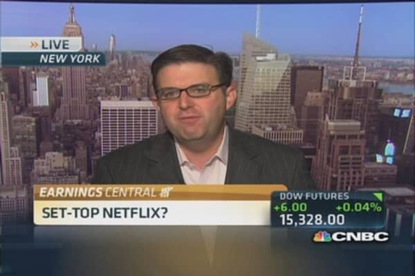 Netflix blows past Q3 expectations