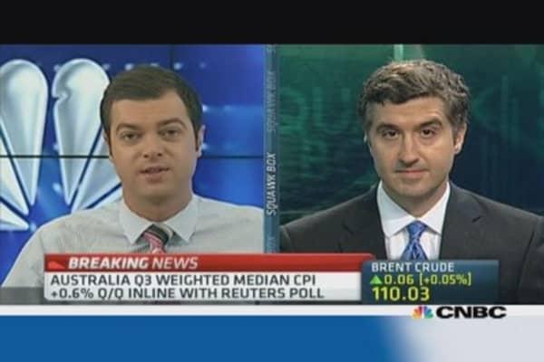 PIMCO: Australia inflation still within range