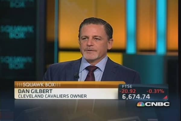 Overall mortgage business is down: Quicken Loans founder