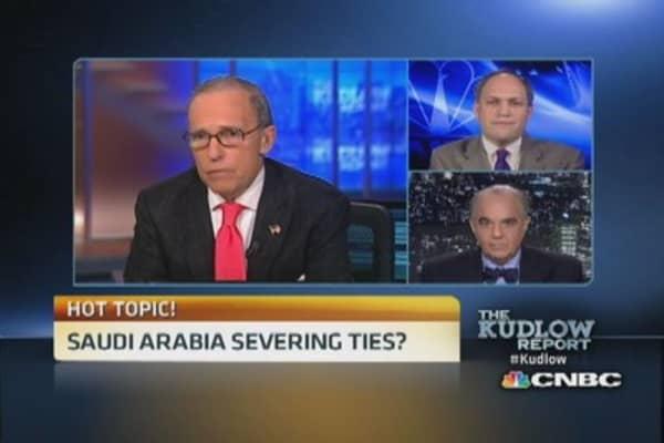 Saudi Arabia has walked away from US: Batchelor