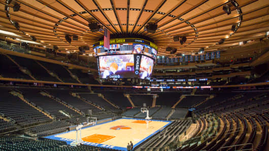 Madison Square Garden's billion dollar makeover.