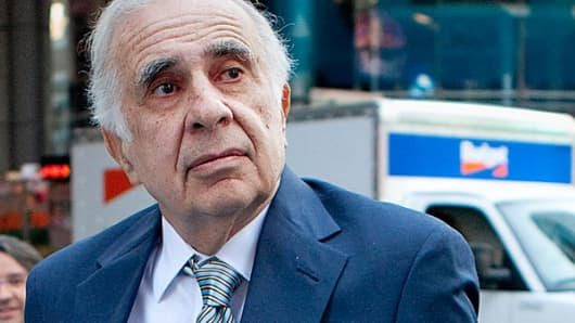 Carl Icahn, chairman of Icahn Enterprises Holdings