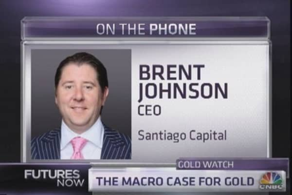 Gold your only hope: Hedge fund manager