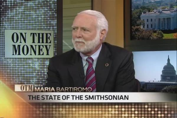 National Treasure: Smithsonian Post-Shutdown