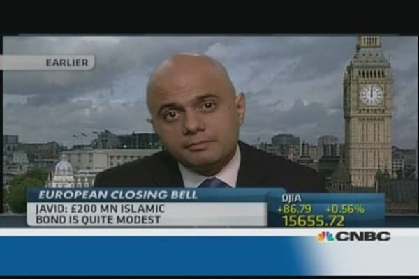 UK to issue sovereign Islamic bonds