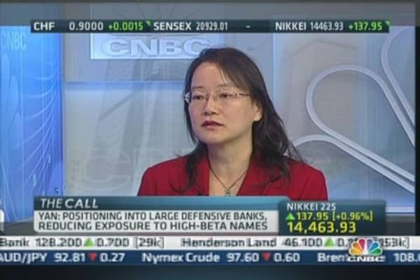 Watch out for risks to China's banks: Barclays
