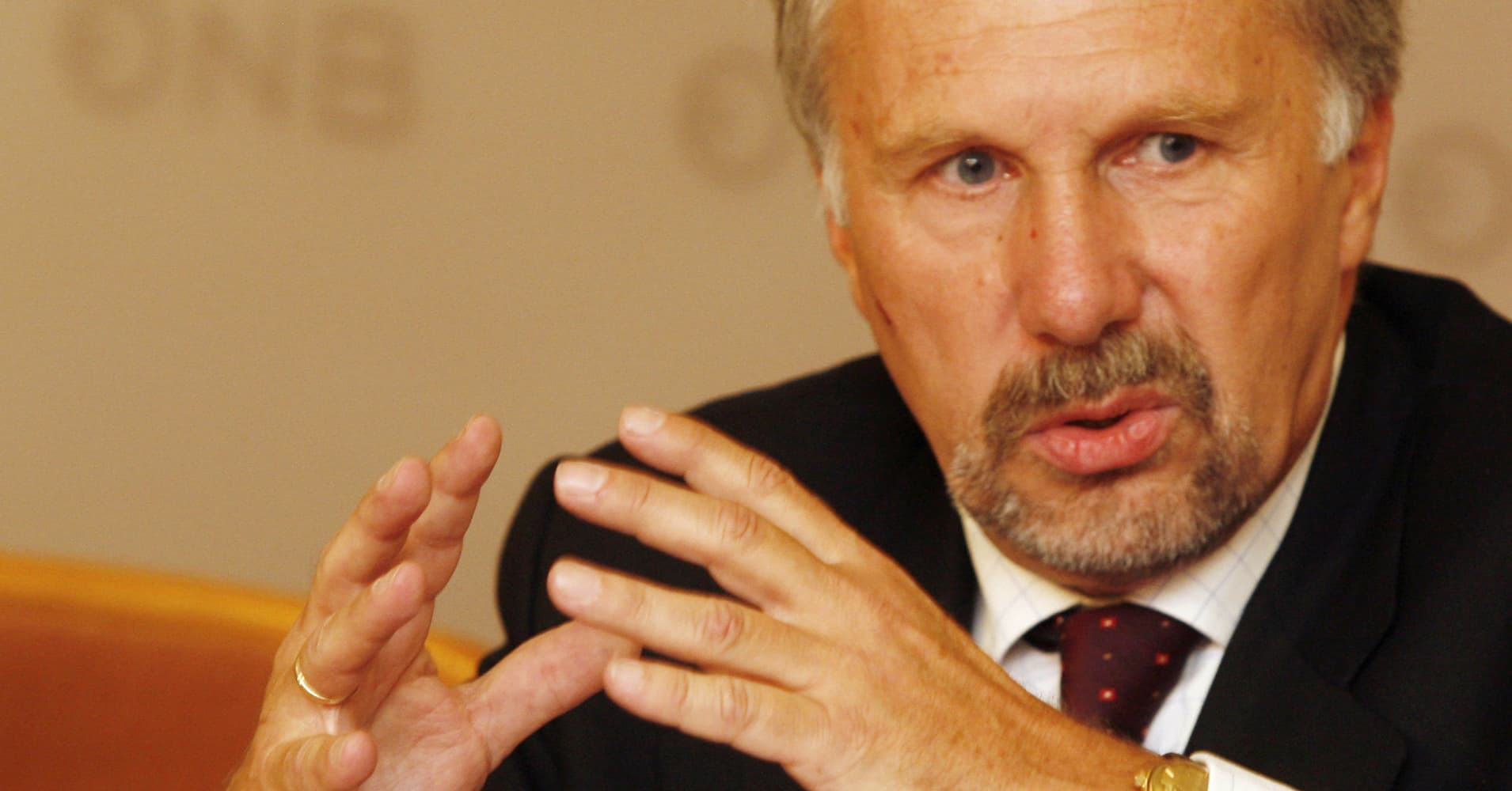 ECB's Nowotny says policy on rates, bond purchases set for 2017, still mulling 2018