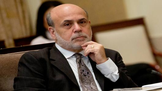 Ben S. Bernanke, chairman of the Federal Reserve.