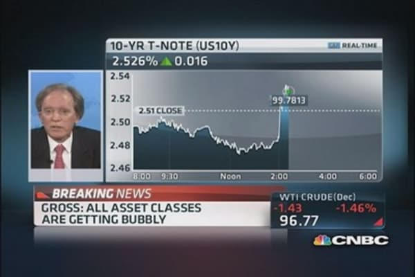 Bill Gross' 3 ideas for investors