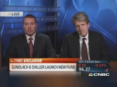 Gundlach & Shiller launch new fund