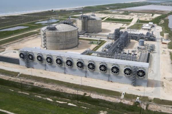 Image Source: Freeport LNG Development