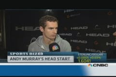 I'd love to win the Australian Open: Andy Murray