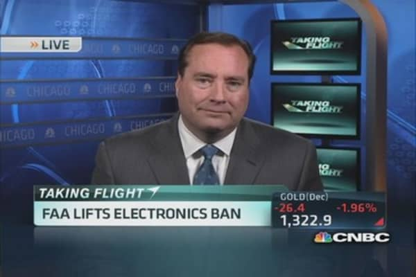 Taking flight: The FAA's new policy