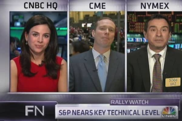 Does the Fed want to end the rally?