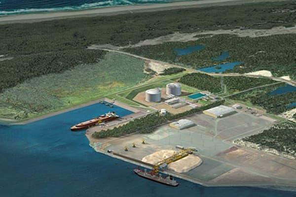 Image Source: LNG World News