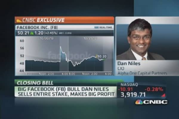 FB bull sells entire stake