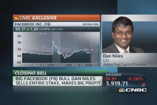 FB bull sells entire stake