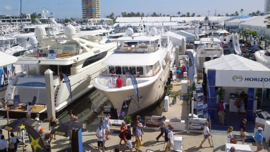 2013 Forth Lauderdale International Boat Show