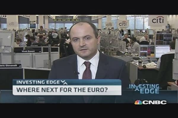 Where next for the euro?