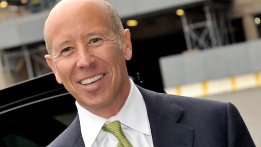 Barry Sternlicht, chairman and chief executive officer Starwood Capital Group LLC.