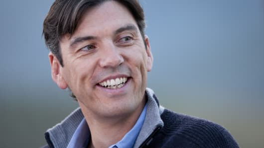 Tim Armstrong, chief executive officer of AOL Inc.