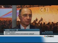 Exchanges will fundamentally change: LSE CEO