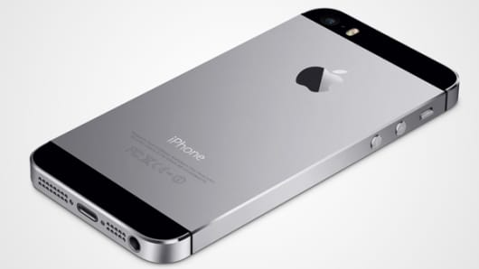 Apple's iPhone 5S