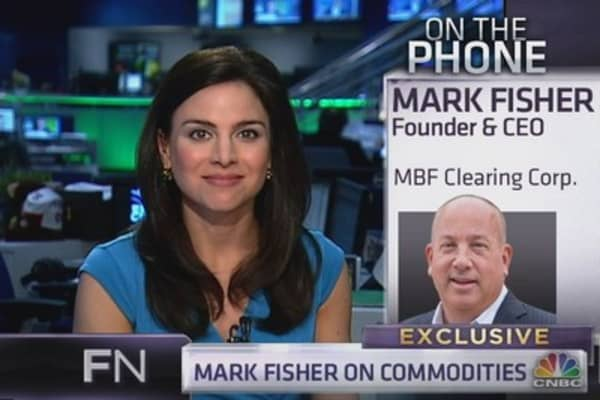 Mark Fisher: Outlook for natural gas