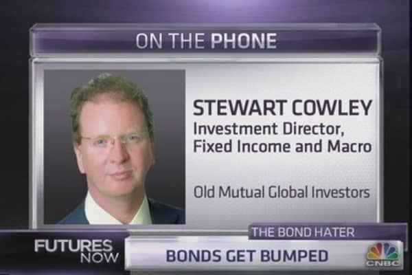 Bond fund manager: Why I hate bonds