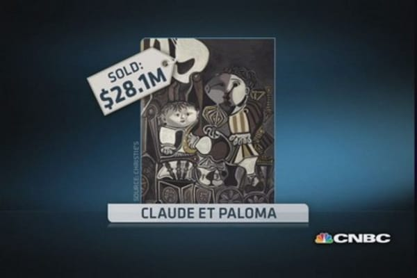 Over $1 billion in stolen art found