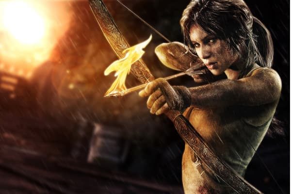 Tomb Raider from Square Enix