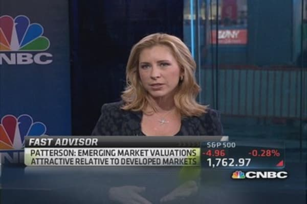 Emerging markets sell-off ahead: Pro