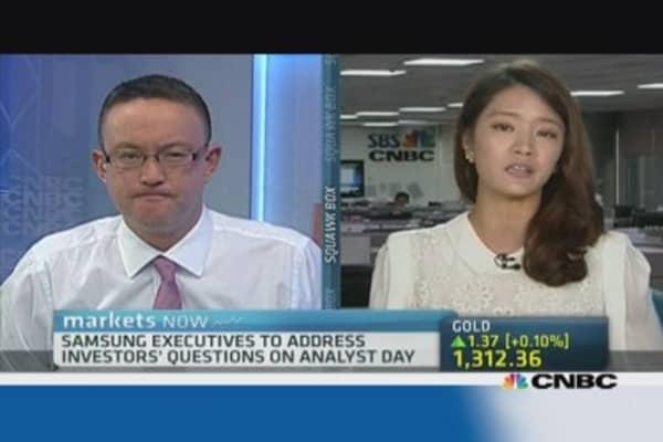 Samsung hosts first 'analyst day' in eight years