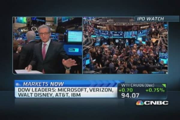 Pisani: Twitter sucking IPO air out of room
