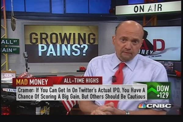 The garden of high growth stocks