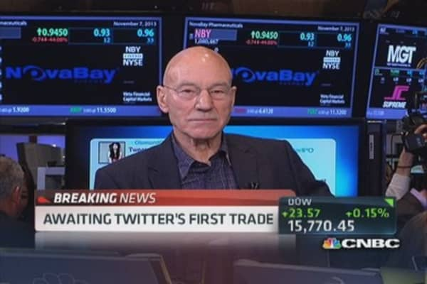 Twitter is a significant aspect of my career: Patrick Stewart
