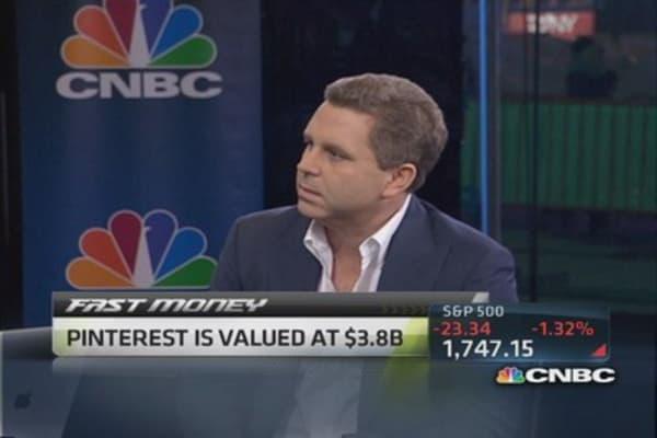 Pinterest next to IPO?