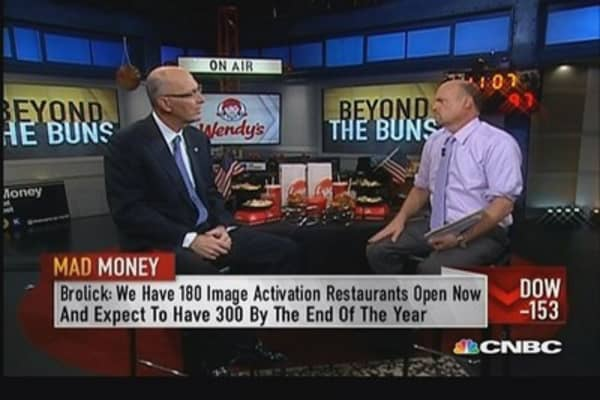 Quarter was strongest since 2005: Wendy's CEO